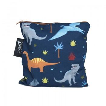 Sac A Collation (sandwich) - Large - Dinosaures - Colibri