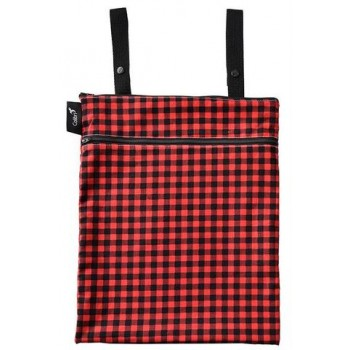 Sac Impermeable Regulier Double - Plaid - Colibri