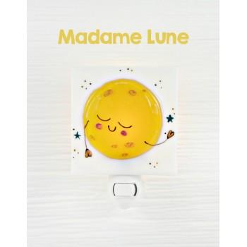 Veilleuse - Madame Lune - Veille Sur Toi