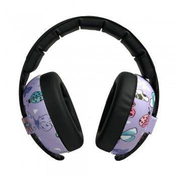 Protège-oreilles 0-2ans - Papillons - Banz