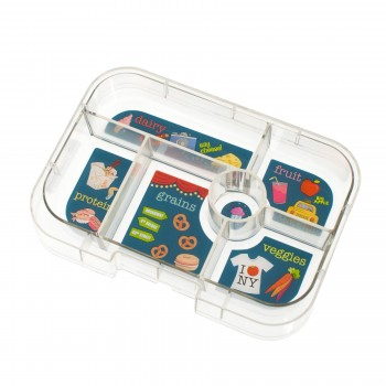 Yumbox - Plateau 6 Compartiments - New York