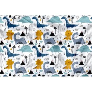 Coussin De TÊte Evo - Dinosaure - Oops