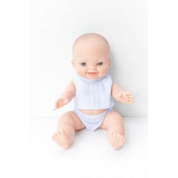 Poupée Paola Reina - Bébé Carl en Pyjama
