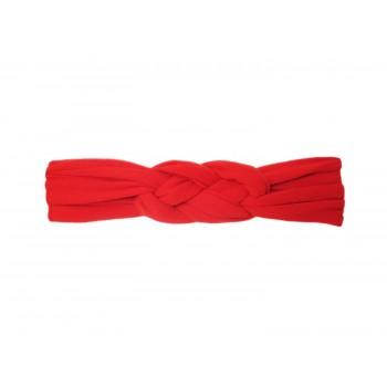 Bandeau Torsadé Rouge - Baby Wisp
