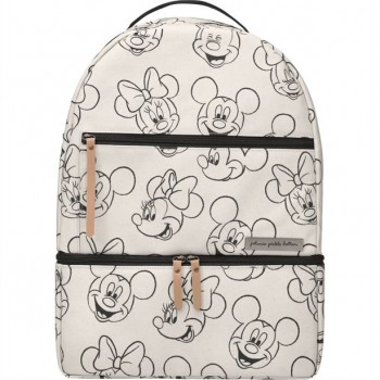 Sac à Couches - Axis Backpack - Mickey & Minnie - Petunia Pickle Buttom