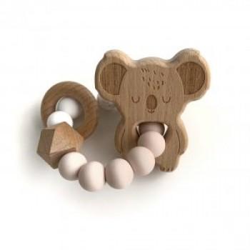 Hochet De Dentition - Koala - Pois & Moi