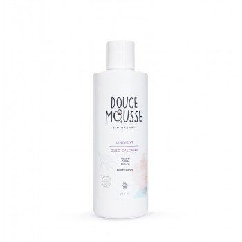 Liniment Bio Oléo-calcaire - 250ml - Douce Mousse