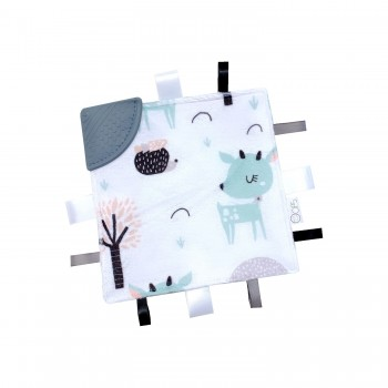 Doudou Craquante - Animaux Foret - Oops