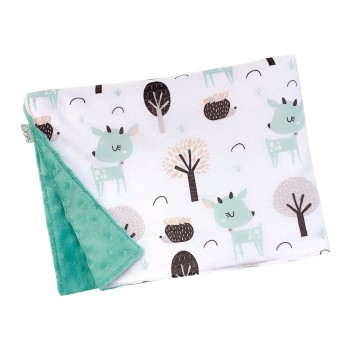 Couverture Minky - Bambi - Oops