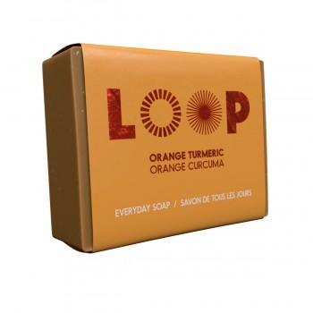 Savon Loop Orange Curcuma - Savonnerie Des Diligences