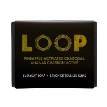 Savon Loop Ananas Charbon - Savonnerie Des Diligences
