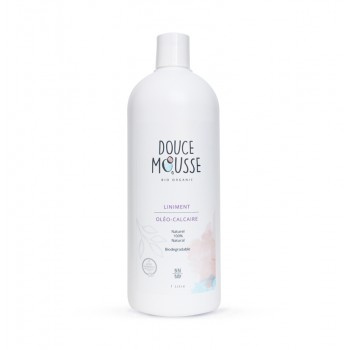 Liniment Bio Oléo-calcaire - 1 L. - Douce Mousse
