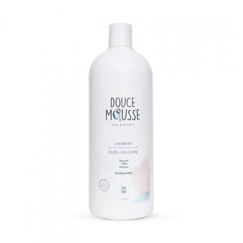 Liniment Bio Oléo-calcaire - 1 L. - Douce Mousse