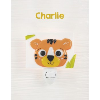 Veilleuse - Tigre Charlie - Veille Sur Toi