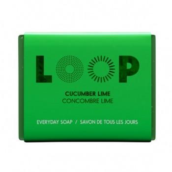 Savon Loop Concombre Lime - Savonnerie Des Diligenges