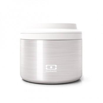 Bento Isotherme MB Element - Silver - Mon Bento