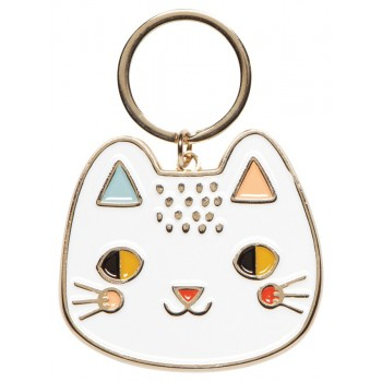 Porte-clé - Meow Meow - Now Designs