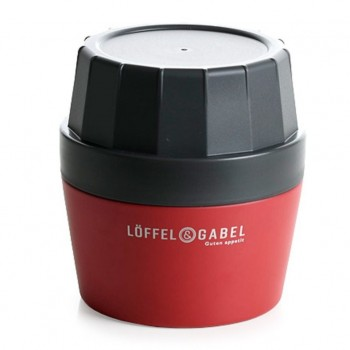 Pot Isotherme Loffel - 700ml - Rouge