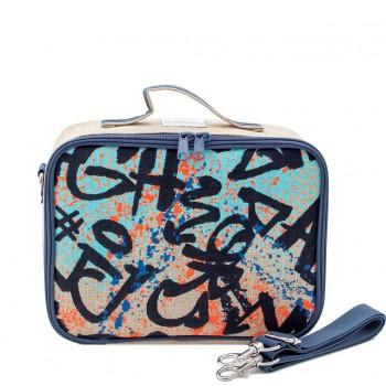 Boîte à Lunch Isotherme - Graffiti Coloré - SoYoung