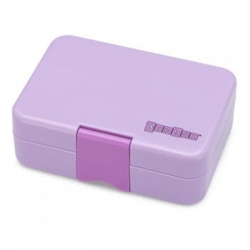 Yumbox Mini Snack 3 Compartiments - Violet Lilas