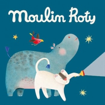 3 Disques pour Lampe à Histoires - Les Paoum - Moulin Roty