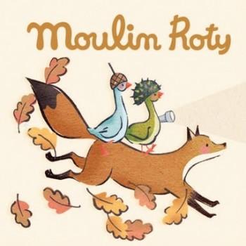 3 Disques pour Lampe à Histoires - Le Voyage D'olga - Moulin Roty