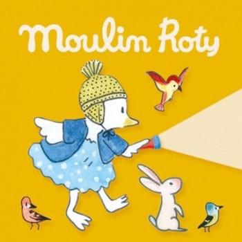 3 Disques pour Lampe à Histoires - La Grande Famille - Moulin Roty
