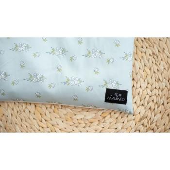 Oreiller - Fleur Bleue - Maovic