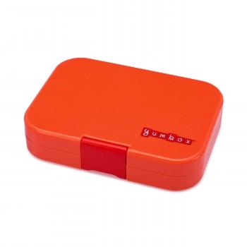 Yumbox Original 6 Compartiments - Orange Safari