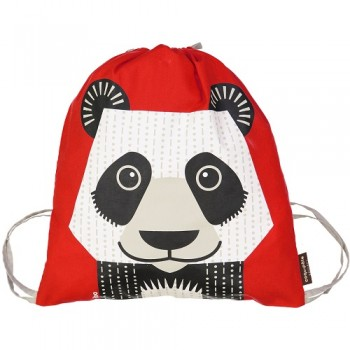 Sac à Cordon - Panda - Coq en Pâte