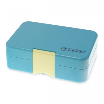 Yumbox Mini Snack 3 Compartiments - Cannes Blue