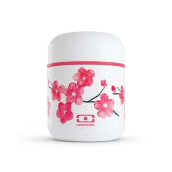 Bento Isotherme Petite Mb Capsule 280ml - Blossom