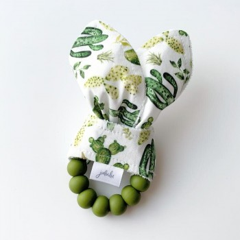 Hochet Dentition - Cactus - Jululu