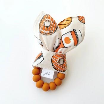 Hochet Dentition - Pumkins Spice - Jululu