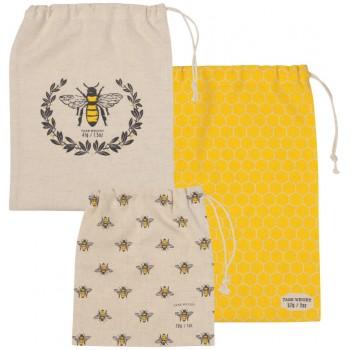 Sac à Fruits et Légumes 3-pqt - Busy Bee - Now Designs