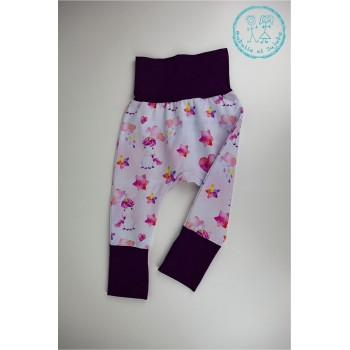 Pantalon Évolutif 1-3ans - Licornes - Bubulle et Jujube