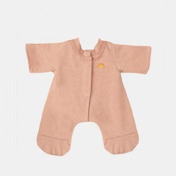 Vêtement Pour Poupée Dinkum - Pyjama Rose Blush