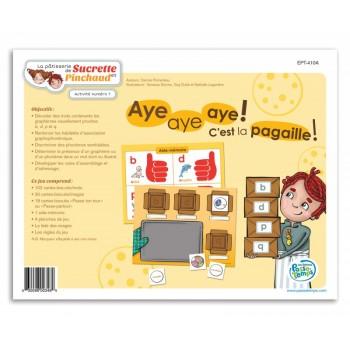 Aye, Aye, Aye! C'est La Pagaille!