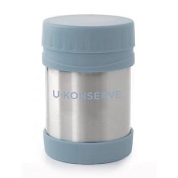 Thermos 12oz - Bleu Pale - U-conserve