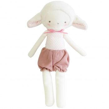 Peluiche Mini Betty L'agneau 27cm