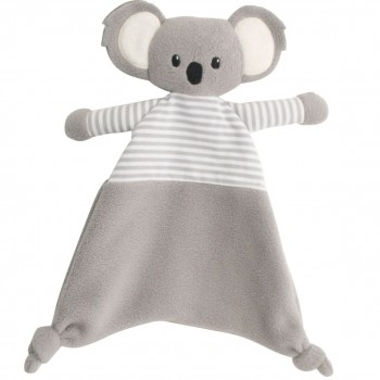 Doudou Bébé Koala Gris 28cm