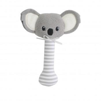 Hochet Koala - Ligné Gris