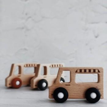 Jouet Food Truck - Pois & Moi