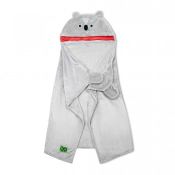 Couverture à Capuche Koala pour enfants - Zoocchini