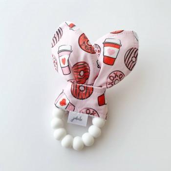 Hochet Dentition - Sweetheart - Jululu