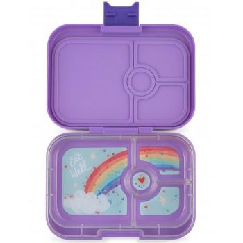 Yumbox Panino 4 Compartiments - Dreamy Purple - Rainbow