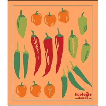 Torchon - Chili Peppers - Now Design
