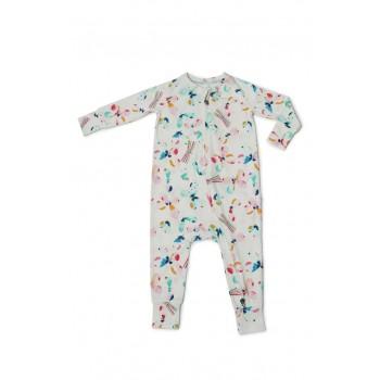 Pyjama Manches Longues - Papillons - Loulou Lollipop