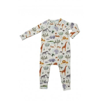 Pyjama Manches Longues - Safari - Loulou Lollipop