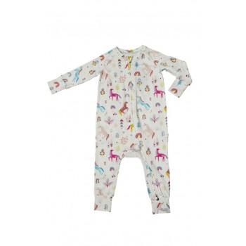 Pyjama Manches Longues - Licorne - Loulou Lollipop